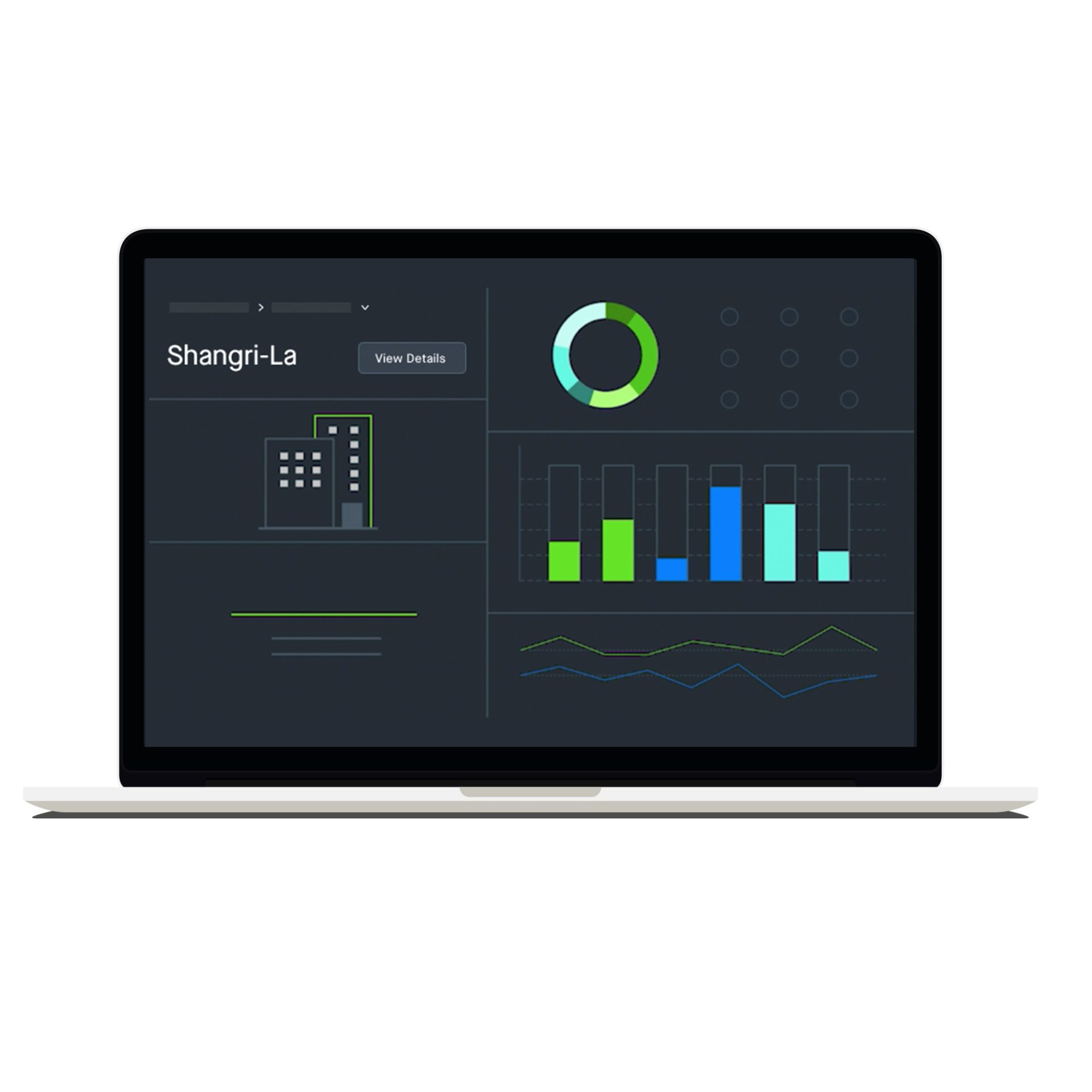 Report & Achieve Dashboard